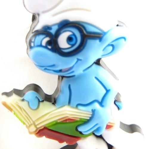 Crocs Декоративная фигурка для обуви Jibbitz Brainy Smurf