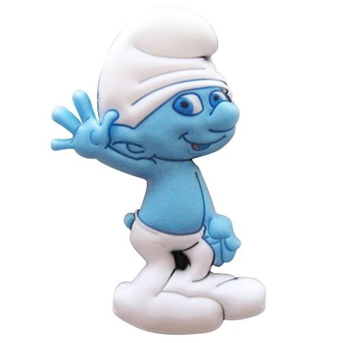 Crocs Декоративная фигурка для обуви Jibbitz Clumsy Smurf