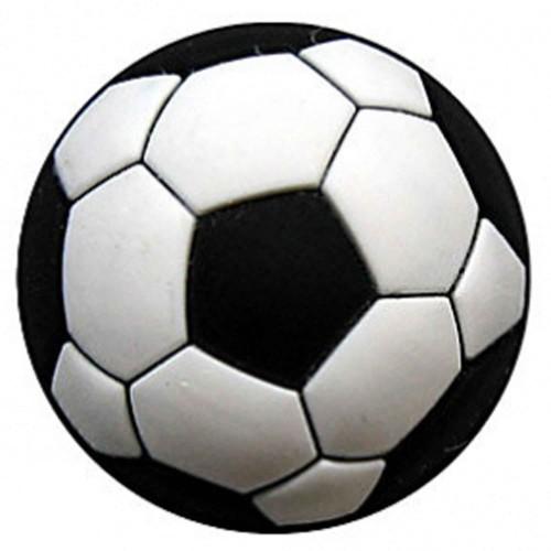 Crocs Декоративная фигурка для обуви Jibbitz Soccer Ball