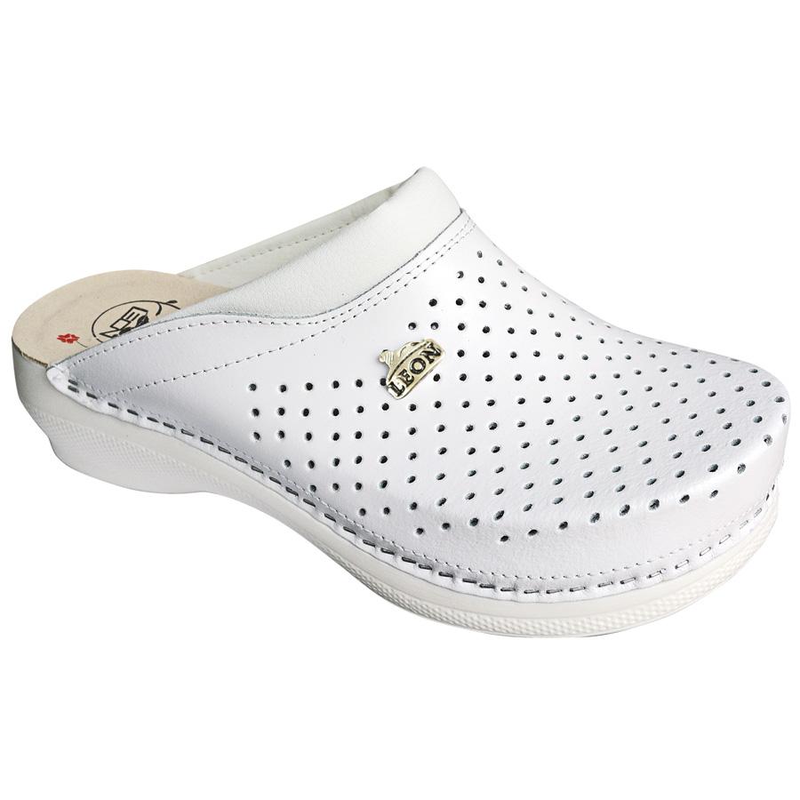 e23c1e9a7 Ортопедическая Профессиональная Обувь-Сабо LEON PU100