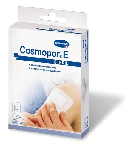 Антибактериальная Повязка Cosmopor E