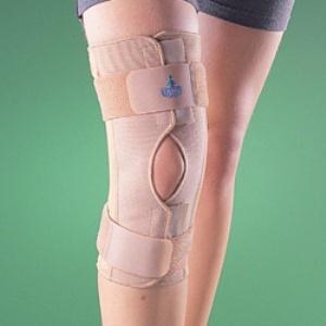 Ортез коленный полужесткий разъемный OPPO 2032