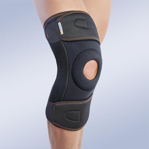 Ортез коленный полностью разъемный с полицентрическим шарниром Orliman 7120