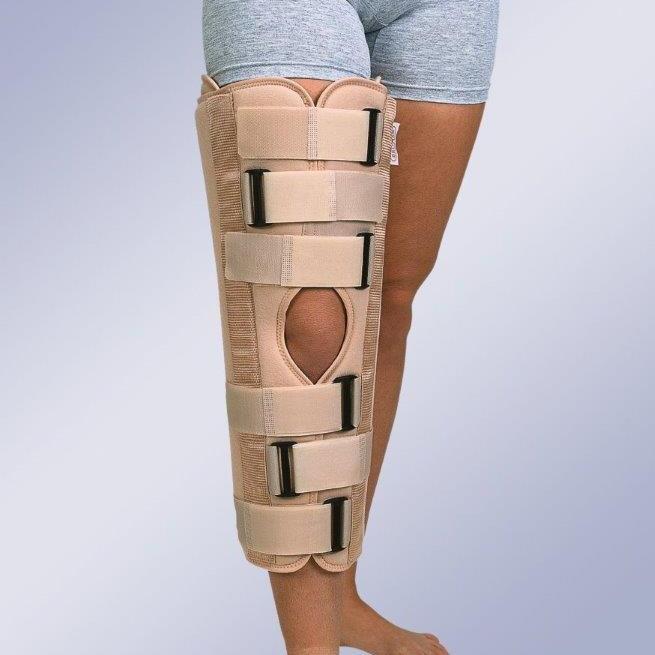 Шина для фиксации коленного сустава (Тутор) Orliman IR-7000