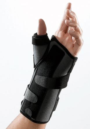 Шина для запястья и 1 пальца Thuasne Ligaflex Manu 2430