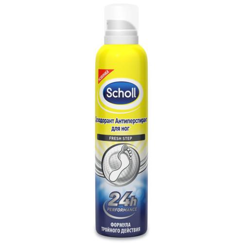 Дезодорант антиперспирант для ног Scholl Fresh Step