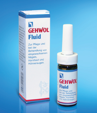 Жидкость GEHWOL Fluid от вросших ногтей и мозолей