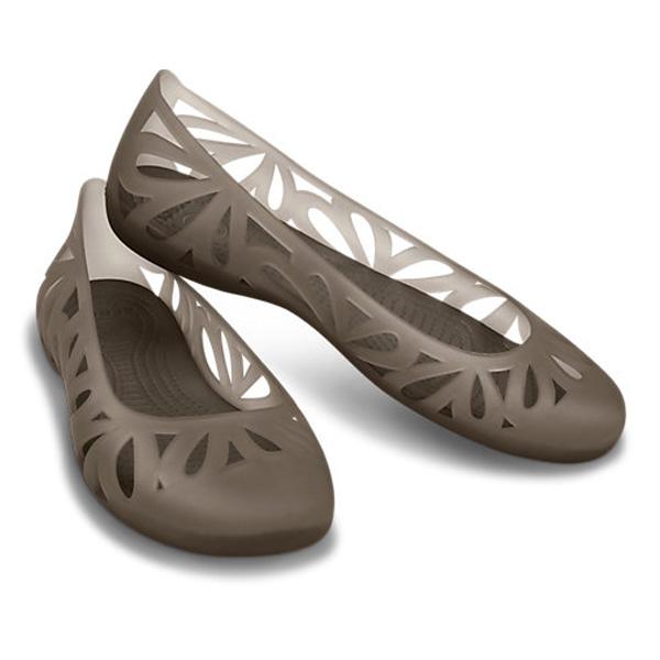 Балетки Crocs Adrina III Flat