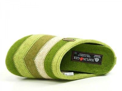Домашняя обувь Haflinger Everest Regenbogen