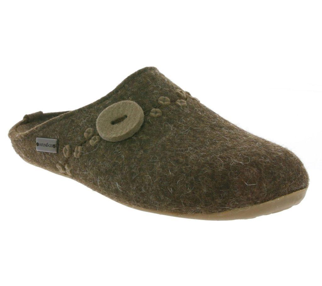 Домашняя обувь Haflinger Everest Button