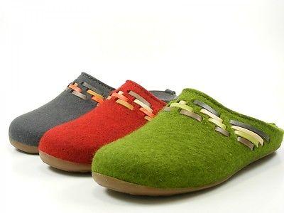 Домашняя обувь Haflinger Everest Tape