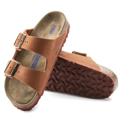 Женские ортопедические босоножки Birkenstock Arizona Soft Footbed